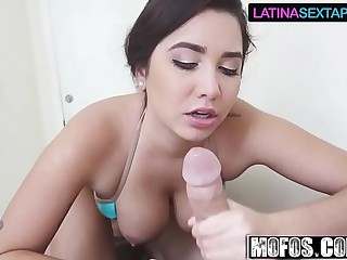 (Karlee Grey) - Big Natural Tits Undersea - Latina Coitus Tapes