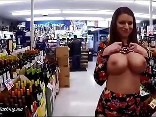 Beamy tits flash store PublicFlashing.me