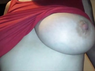 MILF with fat natural tits