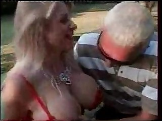 Big Tit French MILF