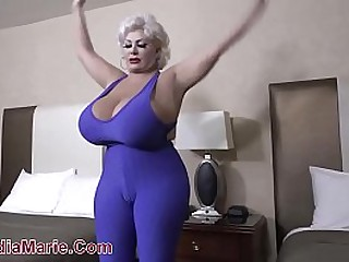 Huge Silicone Tits Mangled By Varlet